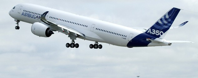 Meet Airbus A350, Dreamliner's biggest rival