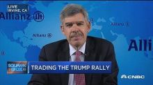 Here are the three things driving the market higher, and two headwinds: Allianz's El-Erian