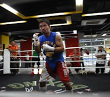 Pacquiao not looking beyond next fight