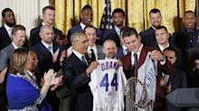 President Obama Teases First Chicago Cubs Team to Win a World Series in 108 Years: 'It Took You Long Enough!'