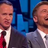 Peyton Manning Took A Shot At Tom Brady During Rob Lowe's Comedy Central Roast
