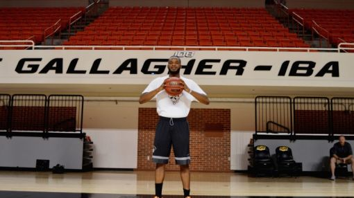 Oklahoma State forward had just begun to blossom before his death