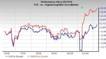 Will Macroeconomic Woes Continue to Plague Fluor (FLR)?