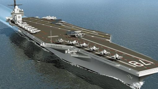 Report: The US's new $13 billion aircraft carrier is 'premature' with 'unproven technologies'