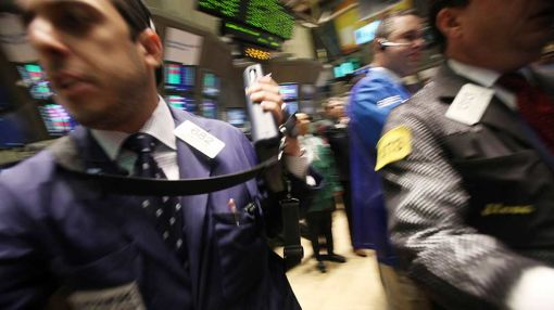 Stocks Close Mixed After Rising, Falling On Fed Chatter
