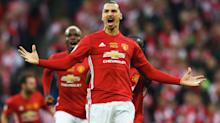 EFL Cup: Ibra revels in trophy-winning exploits - but did he take a dig at Arsenal?