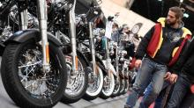 Slowing sales, strong dollar could hit Harley stock: Barron's