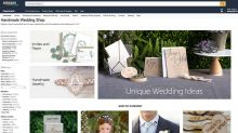 Amazon's Getting Into The Wedding Game Now; Should Etsy Be Worried?