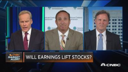 Gearing up for earnings