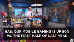 Cramer's Exec Cut: Love 'Pokemon Go'? Another way to play...