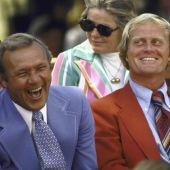 Arnold Palmer Sent This Telegram to Jack Nicklaus After the '86 Masters
