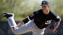 For 105-mph-throwing Michael Kopech, breaking the speed limit is well within his law