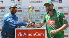 2nd ODI: Sri Lanka vs Bangladesh (LIVE SCORE)