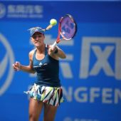 World number one Kerber knocked out by Kvitova in Wuhan