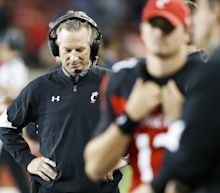 Official: Tommy Tuberville steps down as Cincinnati head coach