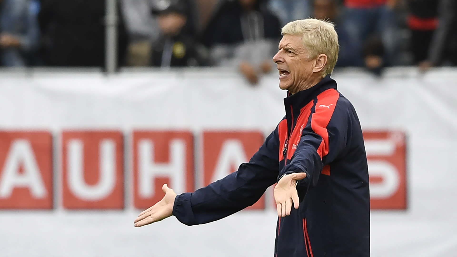 Glenn Hoddle exclusive: Clueless Arsenal fans have no right to call for Arsene Wenger's head