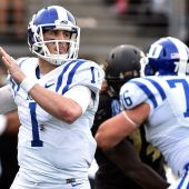 Duke QB Thomas Sirk out for the season (Update)