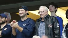 Jerry Jones: If Romo were playing, he 'would be real competition for us this year'