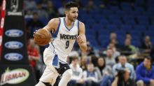 Sources: Timberwolves actively shopping Ricky Rubio