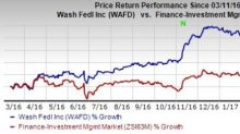 Why Washington Federal (WAFD) Stock is an Attractive Pick Now
