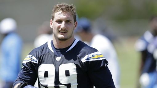 Standoff over: Chargers announce they've signed Joey Bosa