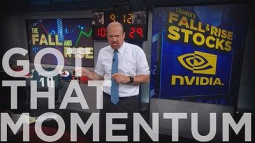 Cramer Remix: The stock with the most momentum in the S&P or Nasdaq