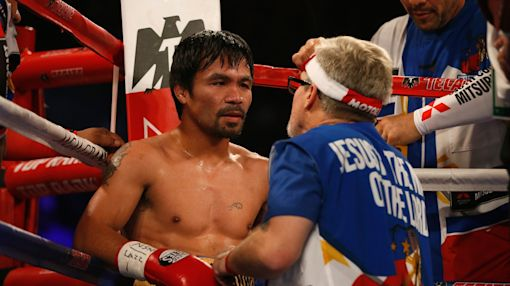 Manny Pacquiao warned to avoid 'young Floyd Mayweather' Terence Crawford in comeback fight
