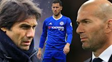Eden Hazard has 'secret pact' with Chelsea in anticipation of Real Madrid transfer offer