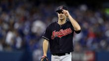 Indians postseason hero thanks fans for unexpected wedding gifts