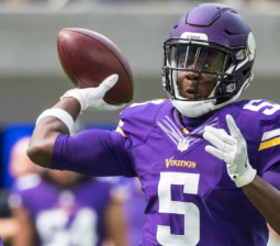 Teddy Bridgewater's Gruesome Injury Was Reportedly So Bad He Nearly Lost His Leg
