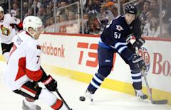 Cleared For Takeoff: Tyler Myers Quickly Finds Comfort Zone With Jets