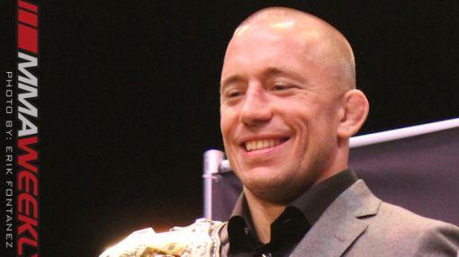 Georges St-Pierre Undergoes First USADA Tests in Potential UFC Return