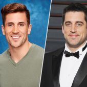 Aaron Rodgers Thinks It's 'Inappropriate' to Talk About Brother Jordan but Says 'I Wish Him Well' on The Bachelorette