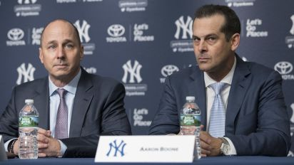 Get ready for one more big Yankees move