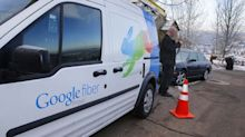 Google Fiber's CEO is stepping down and the company is halting plans to offer service in several cities