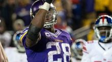 Adrian Peterson Sees Giants As Possible Free Agent Destination