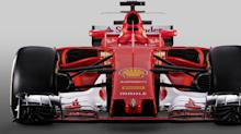 Ferrari F1 launch: Kimi Raikkonen gives new SF-70H car its first run-out after online reveal