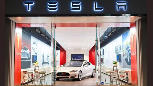 Tesla Stock Shows Weakness As It Takes On Ambitious Goals