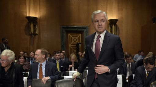 Wells Fargo CEO to face lawmakers with better defense