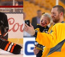 Flyers, Penguins balance outdoor game fun with focus on two points