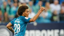 Serie A: Zenit star Axel Witsel casts doubt on January Juventus switch