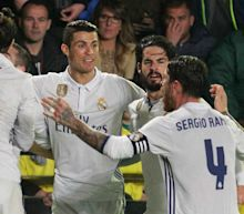 Real Madrid overcomes two-goal deficit to beat Villarreal and keep La Liga lead