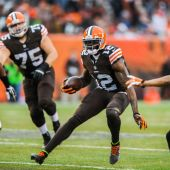 Browns a different team with Gordon