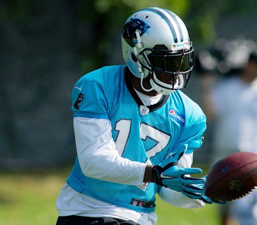 Devin Funchess eyes top receiver spot, fantasy stock growing