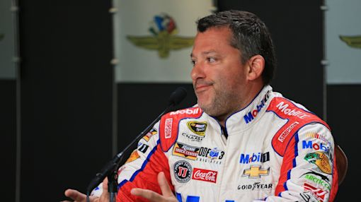 Tony Stewart 'relaxed and focused' heading into final Indianapolis start