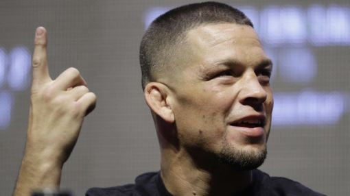 Nate Diaz could face suspension for vaping cannabis after Conor McGregor fight