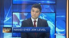 Shanghai Comp, Nikkei outperform on US records, China reforms