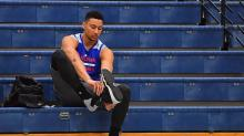 It's official: Ben Simmons will not play for the 76ers this season