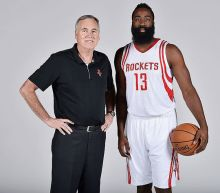 Mike D'Antoni hopes James Harden can average 15 assists per game this year