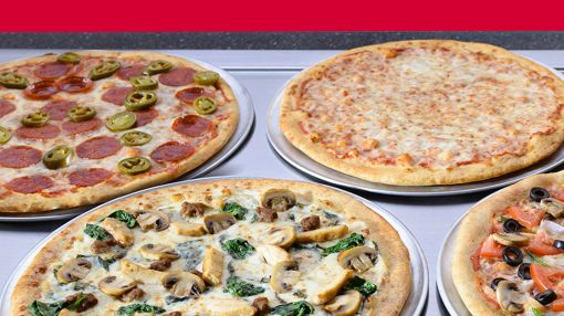 Endless Pizza. Endless Salad. Endless Dessert.